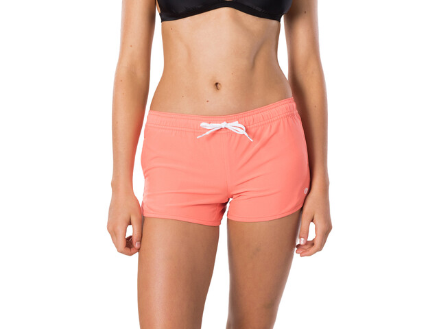 Rip Curl Surf Essentials II Short de bain 3'' Femme, bright red